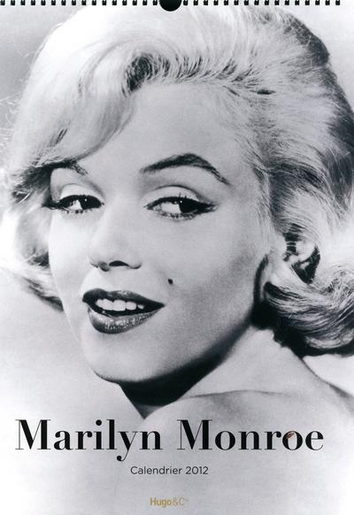 CALENDRIER MURAL MARYLIN MONROE 2012