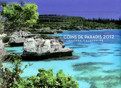 AGENDA CALENDRIER COINS DE PARADIS 2012