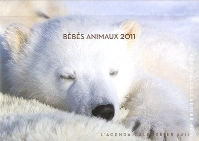 AGENDA-CAL BEBES ANIMAUX 2011