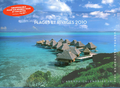 AGENDA-CAL PLAGES RIVAGES 2010