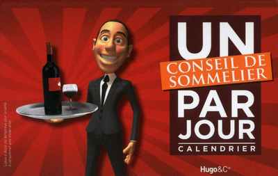 UN CONSEIL DE SOMMELIER PAR JOUR 2012