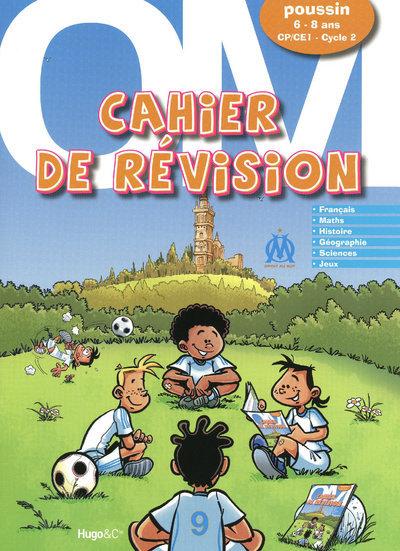 CAHIER REVIS OM POUSSIN CP/CE1