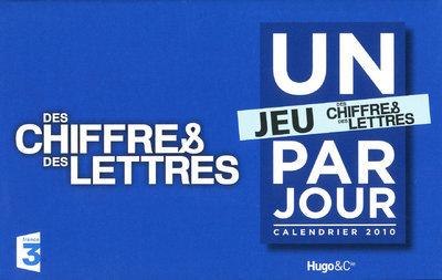 JEU CHIFFRES & LETTRES 2010