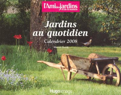 CALENDRIER JARDIN QUOTIDIEN 08