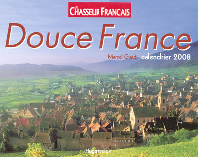 CALENDRIER 2008 DOUCE FRANCE
