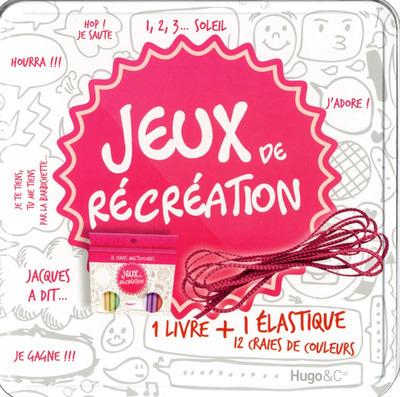 BOITE JEUX DE RECREATION