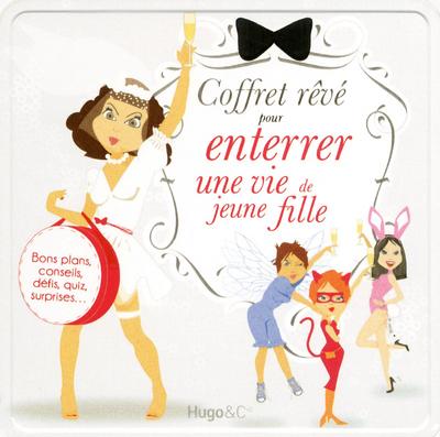 COFFRET REVE POUR ENTERRER UNE VIE DE JEUNE FILLE