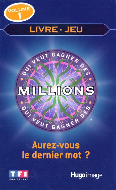 QUI VEUT GAGNER MILLIONS T1 - VOL01
