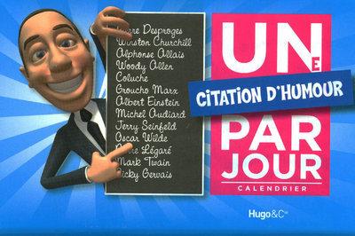 UNE CITATION HUMOUR PR JOUR 11