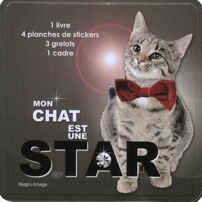 MON CHAT EST UNE STAR !