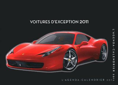 AGENDA-CAL VOITURES EXCEP 2011