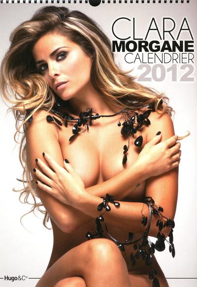 CALENDRIER CLARA MORGANE 2012 + DVD (GRATUIT)