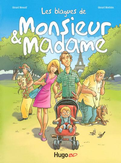BLAGUES DE MONSIEUR & MADAME