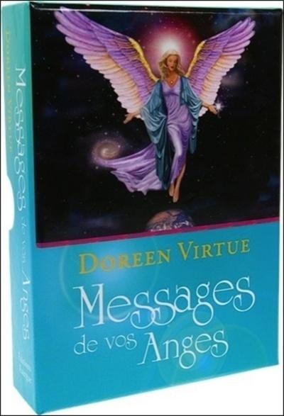 MESSAGES DE VOS ANGES (COFFRET)