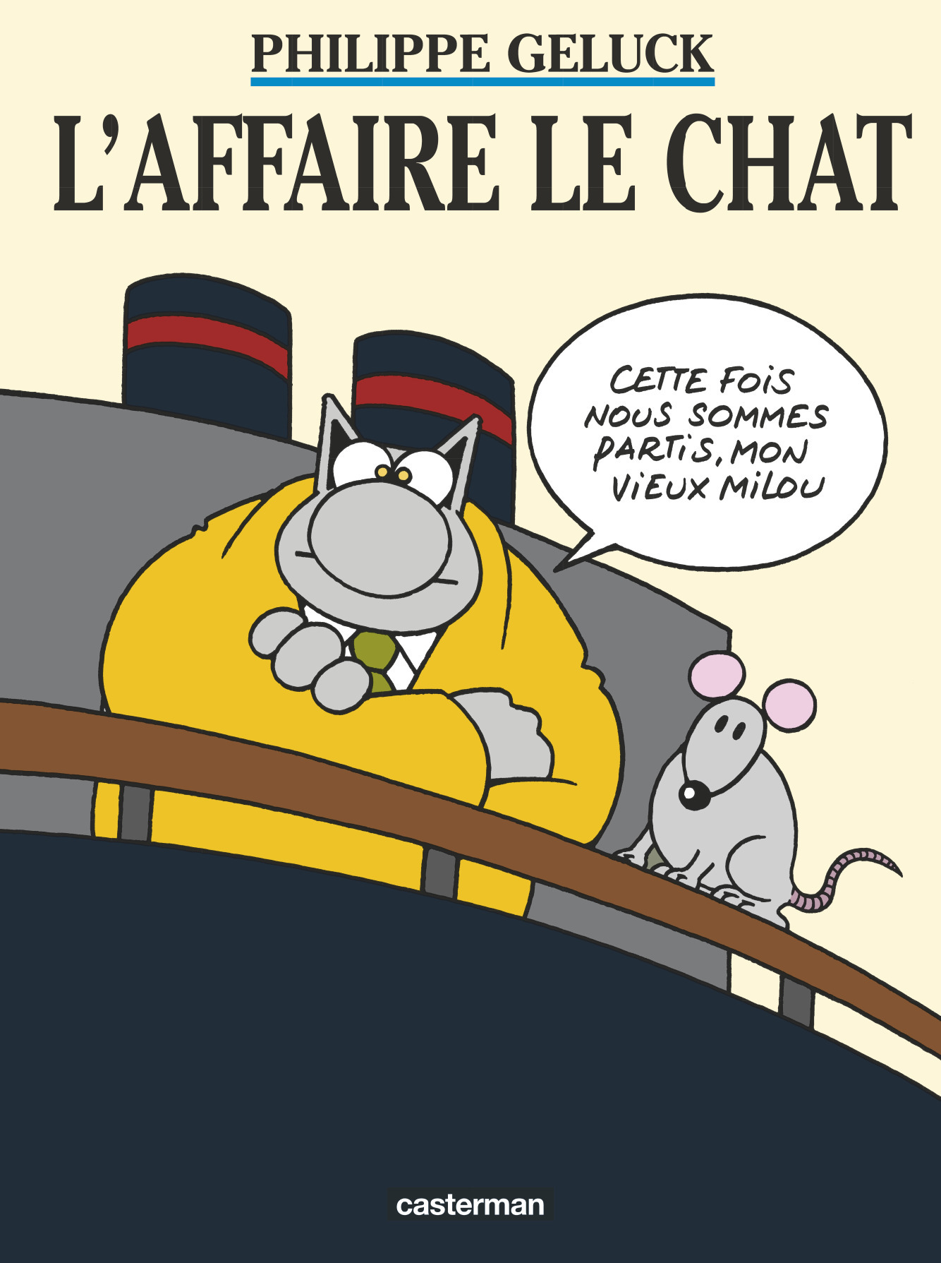 L' AFFAIRE LE CHAT - LES ALBUMS DU CHAT - T11