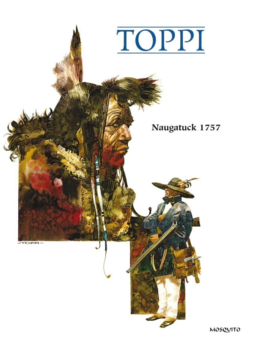 BANDE DESSINEE - NAUGATUCK 1757