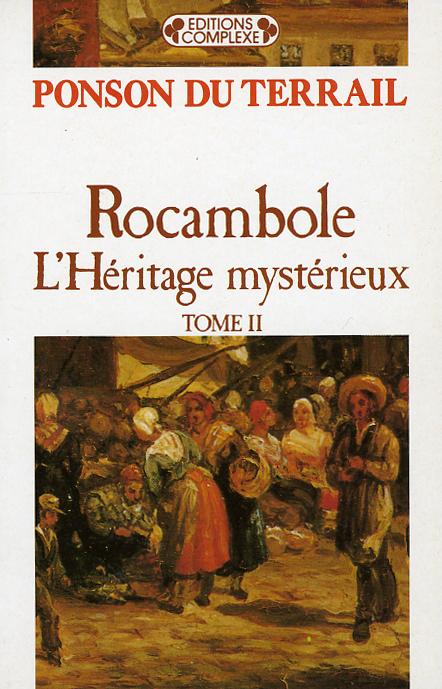 ROCAMBOLE  TOME 2