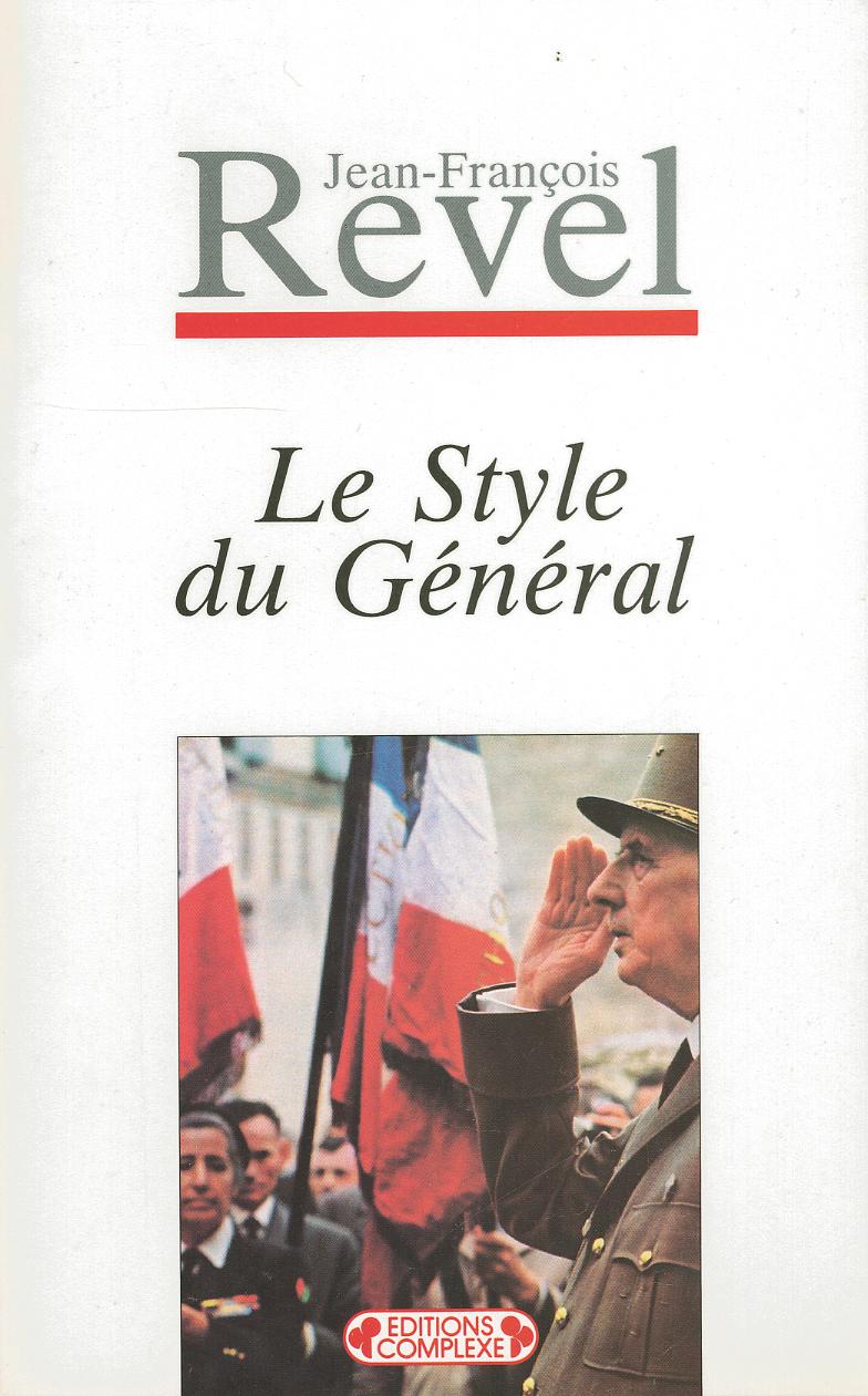 LE STYLE DU GENERAL