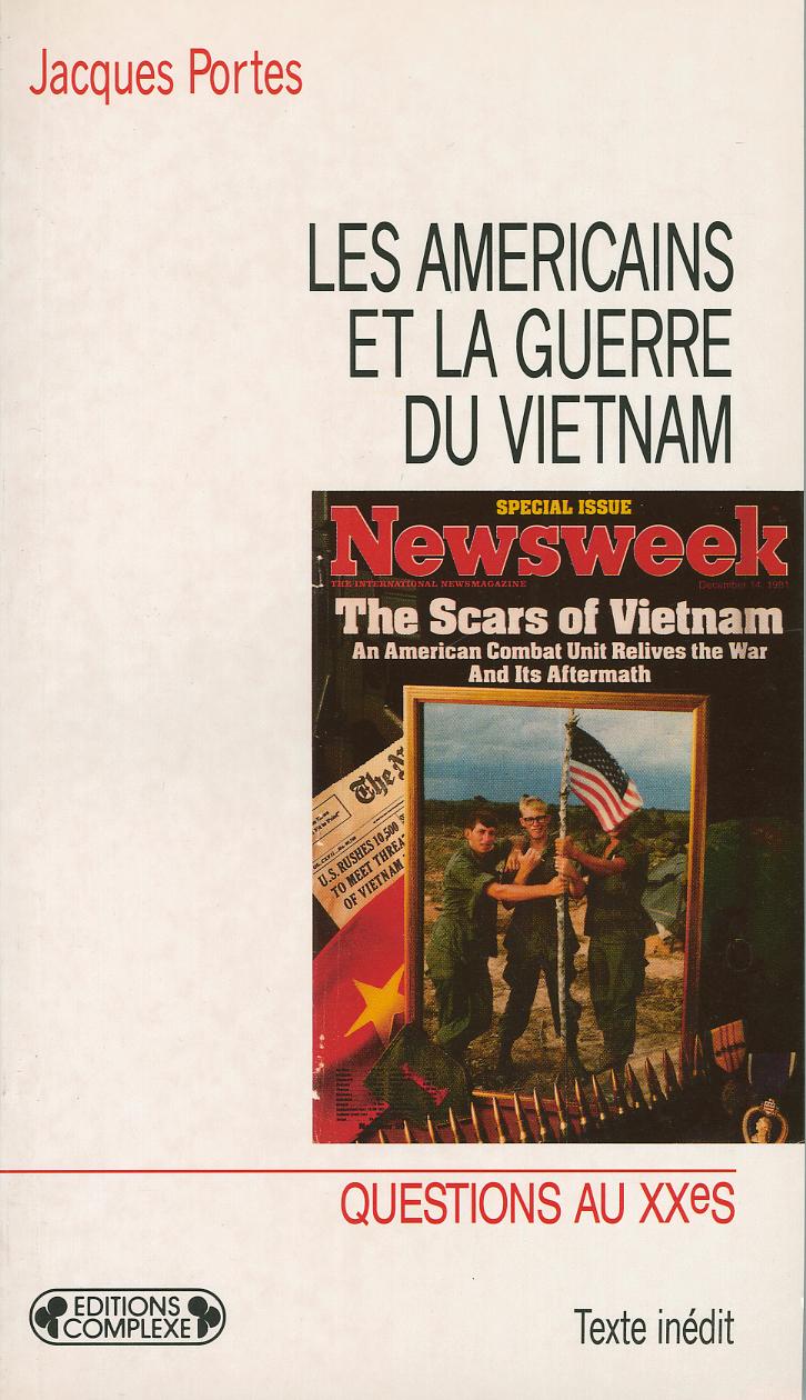 LES AMERICAINS ET LA GUERRE DU VIETNAM