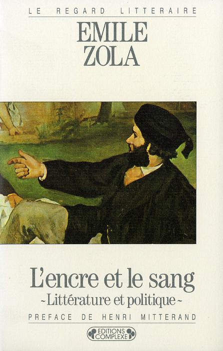 L'ENCRE ET LE SANG