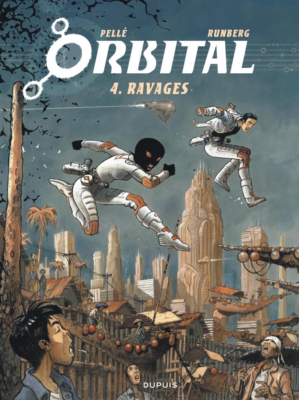 ORBITAL - T4 - RAVAGES