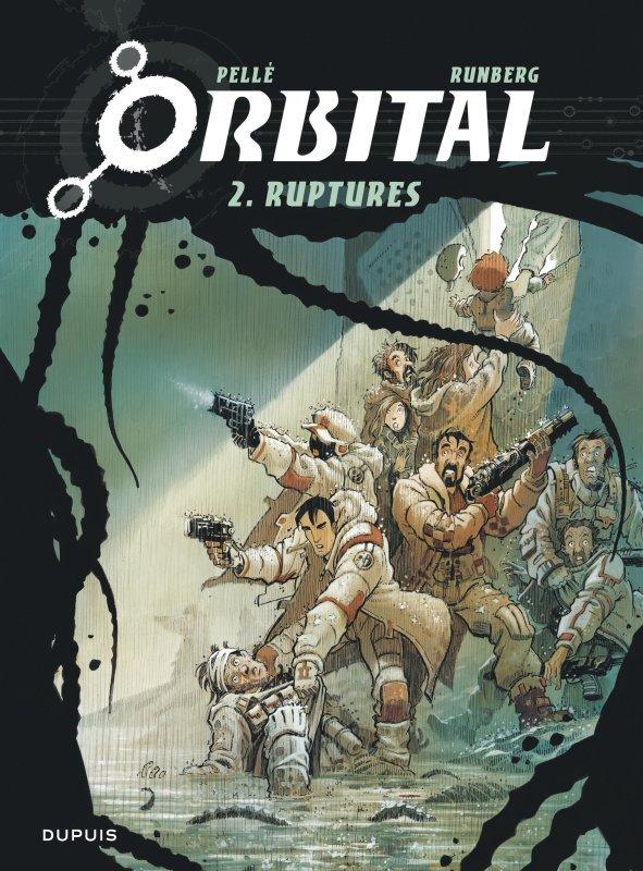 ORBITAL - TOME 2 - RUPTURES