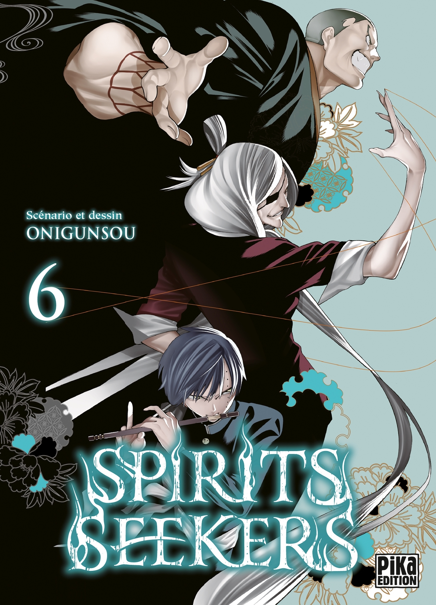 SPIRIT SEEKERS - SPIRITS SEEKERS T06
