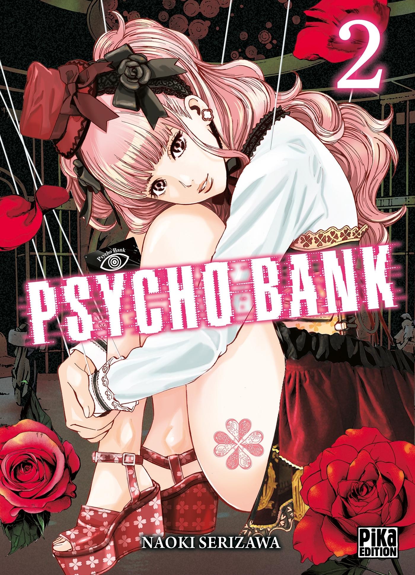 PSYCHO BANK T02