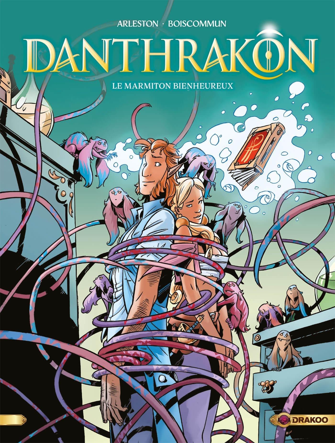 DANTHRAKON - T03 - DANTHRAKON - VOLUME 03 - LE MARMITON BIENHEUREUX