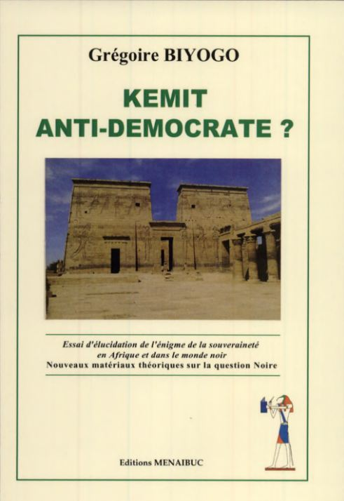 KEMIT ANTI-DEMOCRATE ?