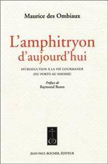 AMPHITRYON D'AUJOURD'HUI (L') -1936- (VENTE FERME)