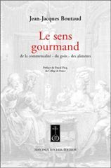 SENS GOURMAND (LE) (VENTE FERME)