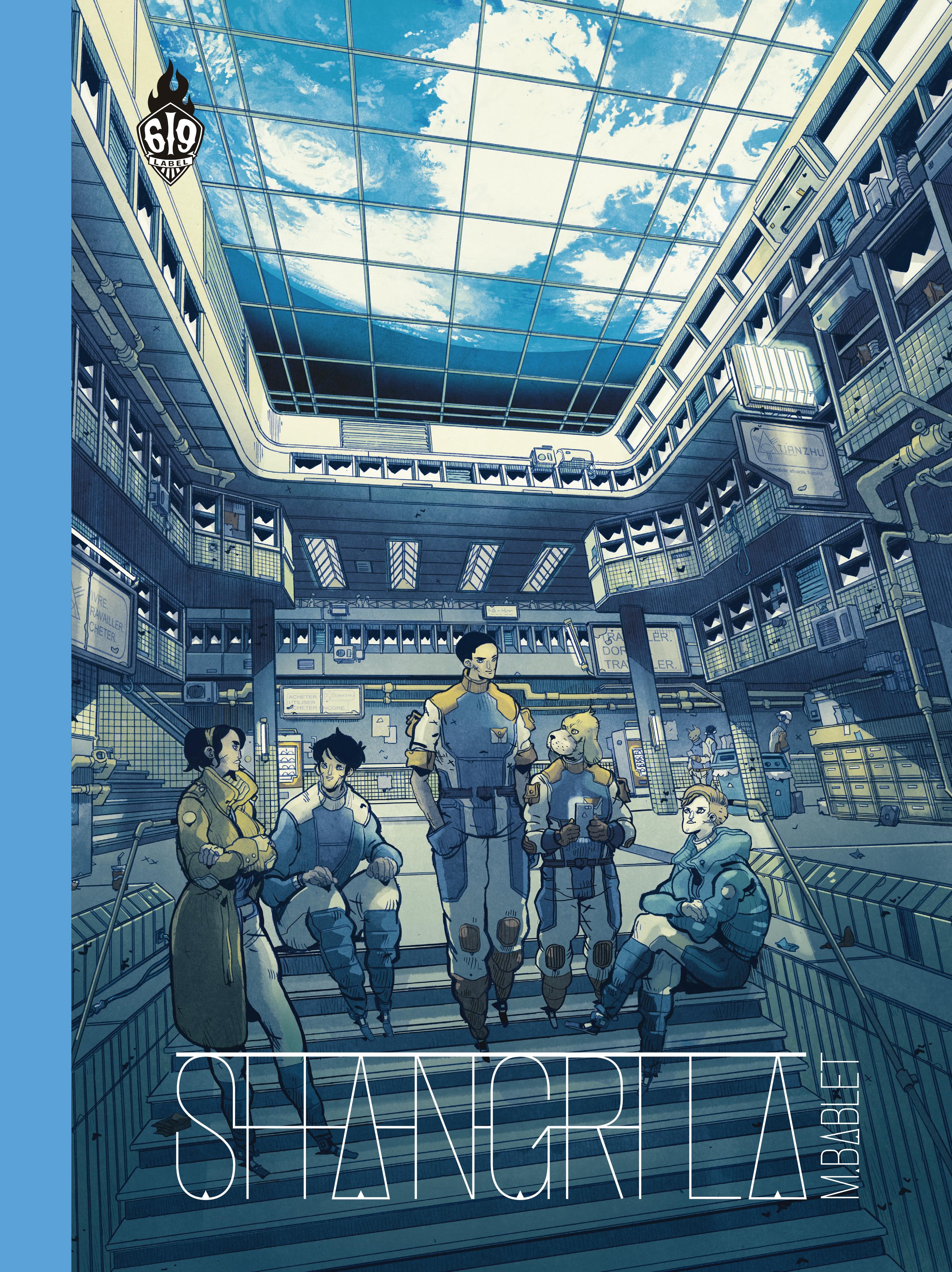 SHANGRI-LA / EDITION SPECIALE (15 ANS)