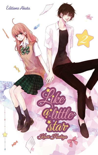 LIKE A LITTLE STAR - TOME 2 - VOL02