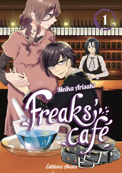 FREAKS' CAFE - TOME 1 - VOLUME 01