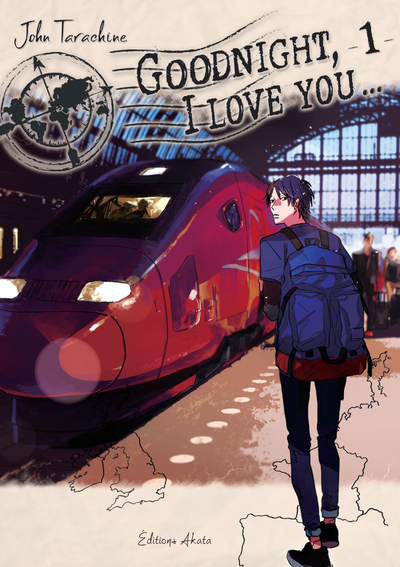 GOODNIGHT, I LOVE YOU... - TOME 1 - 01