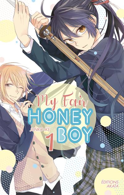 MY FAIR HONEY BOY - TOME 1 - VOLUME 01