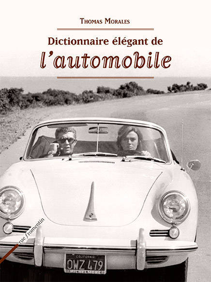 DICTIONNAIRE ELEGANT DE L'AUTOMOBILE