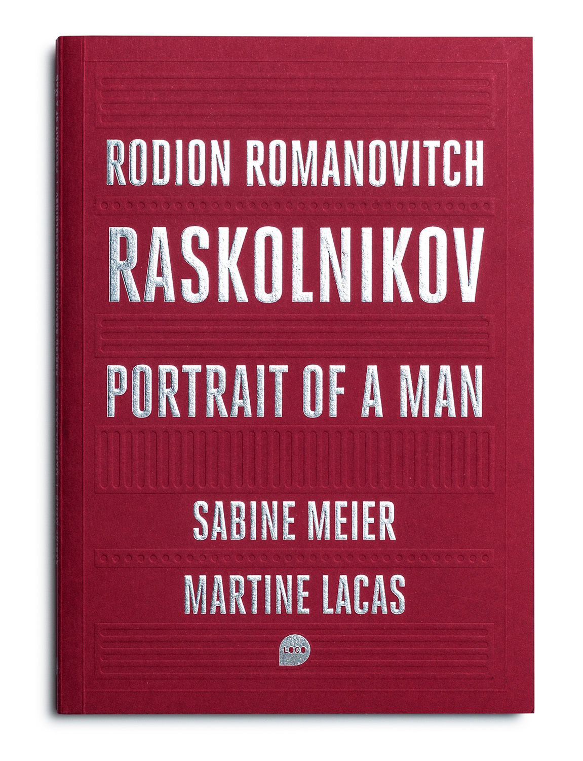 RODION ROMAOVITCH RASKOLNIKOV - PORTRAIT OF A MAN