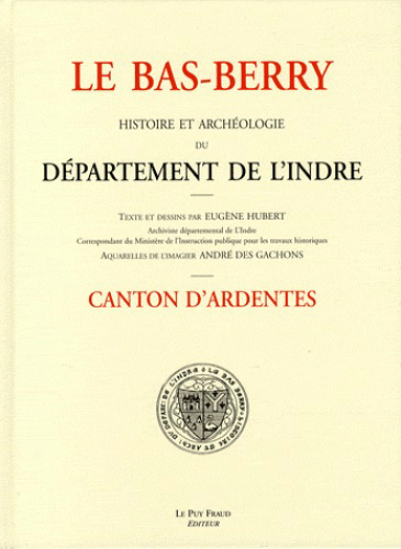 LE BAS BERRY, CANTON D'ARDENTES