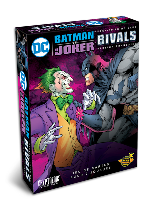 RIVALS - BATMAN VS LE JOKER : LE JEU