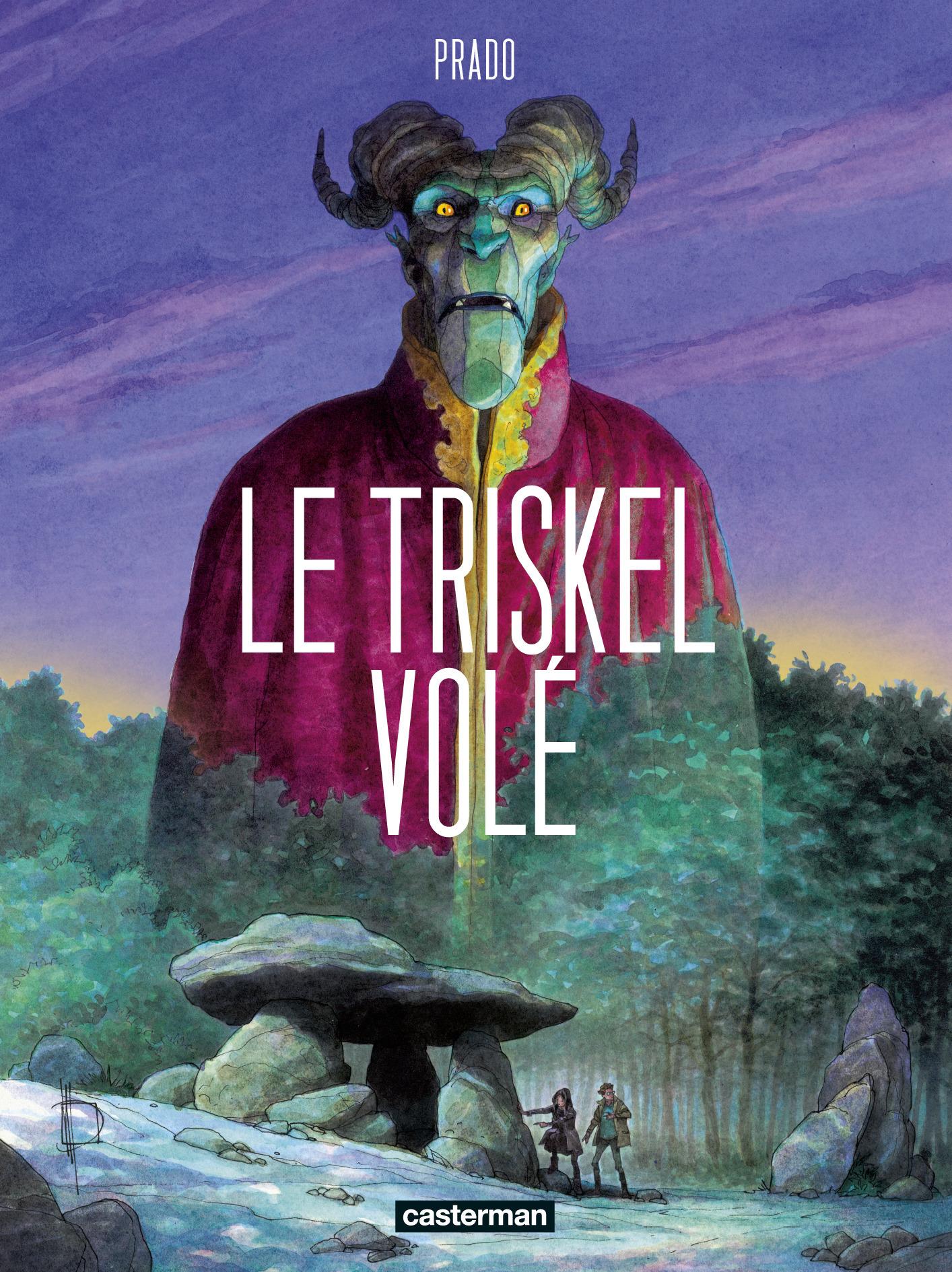 LE TRISKEL VOLE