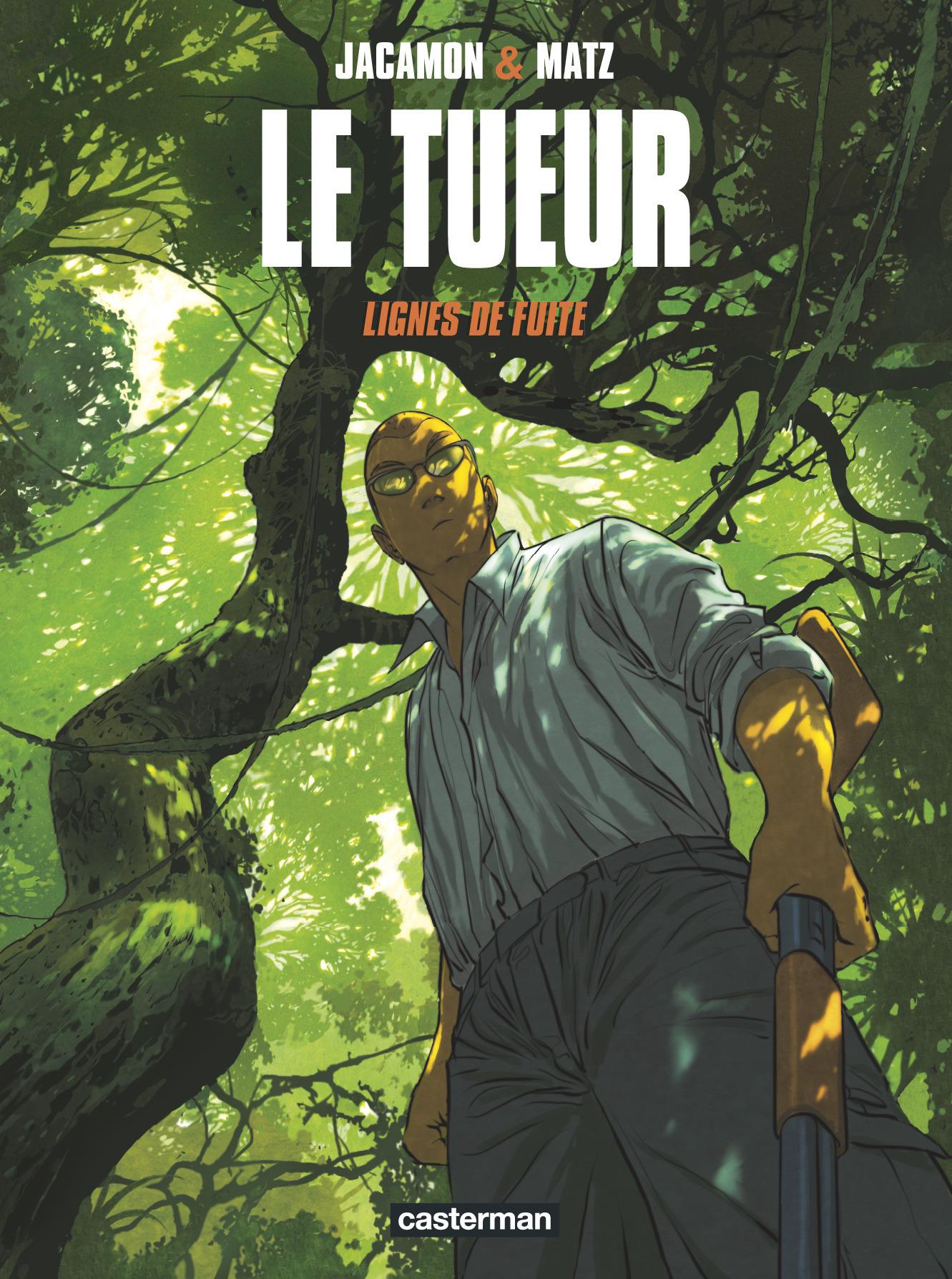 LIGNES DE FUITE - LE TUEUR - T13