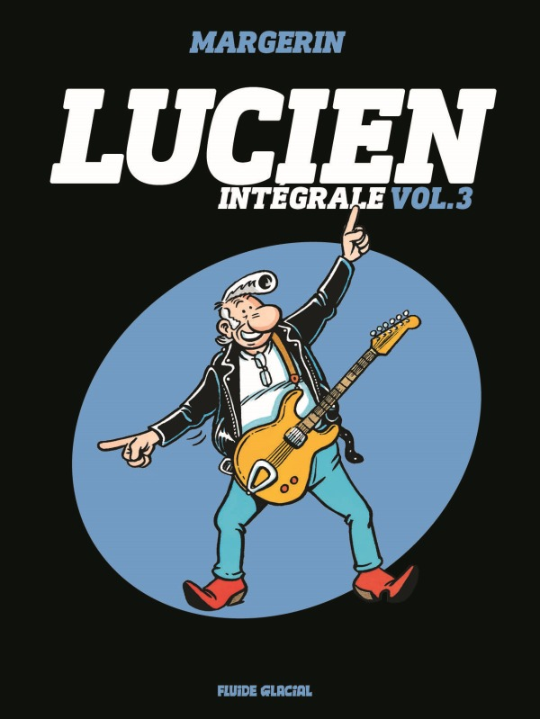 LUCIEN - INTEGRAL VOLUME 3