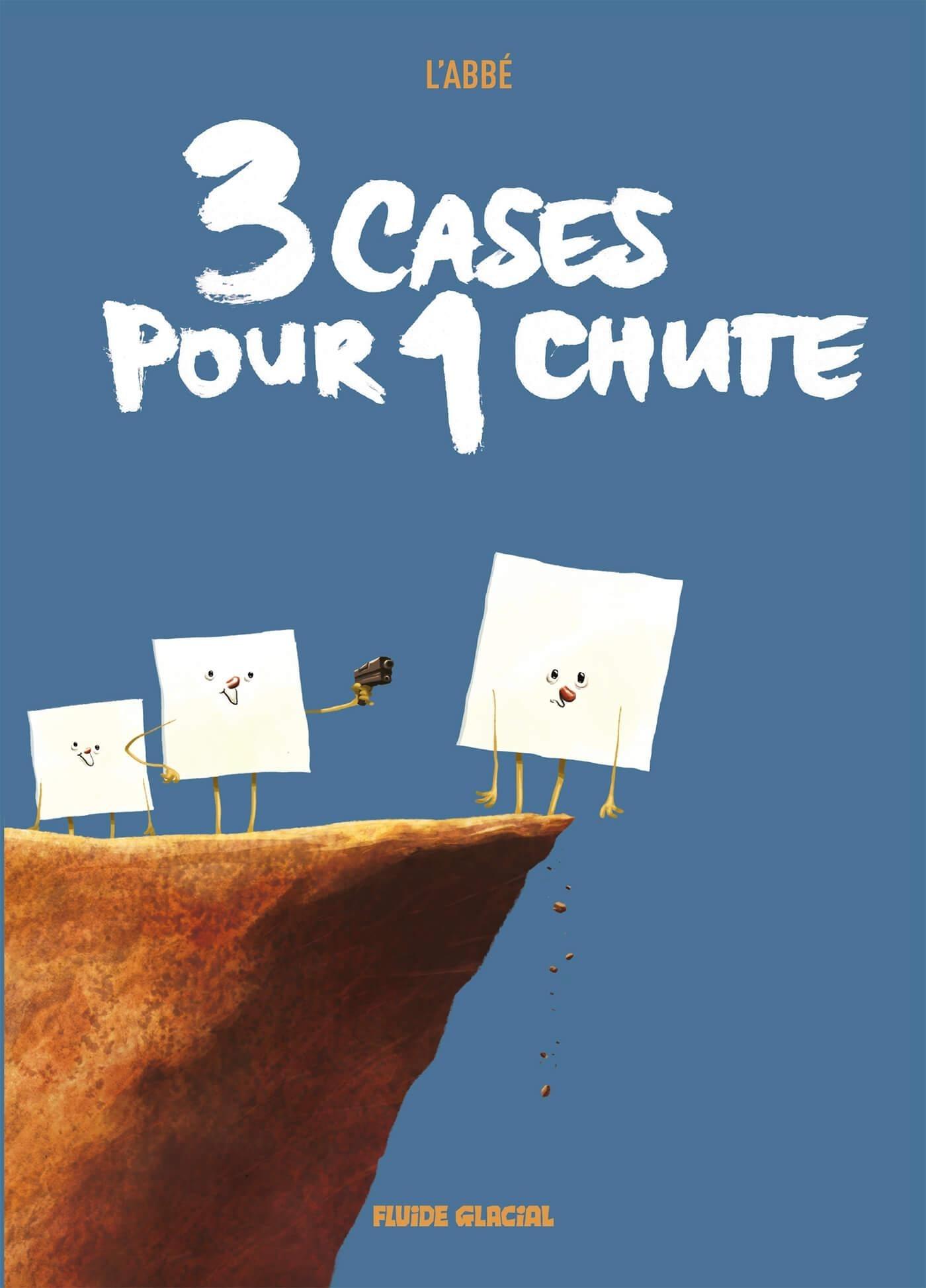 3 CASES POUR 1 CHUTE - TOME 01