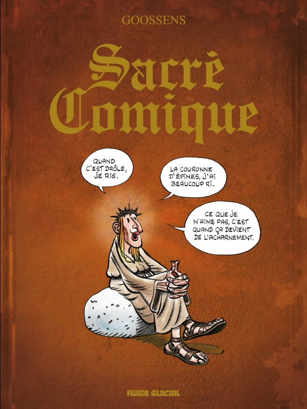 SACRE COMIQUE NOUVELLE EDITION