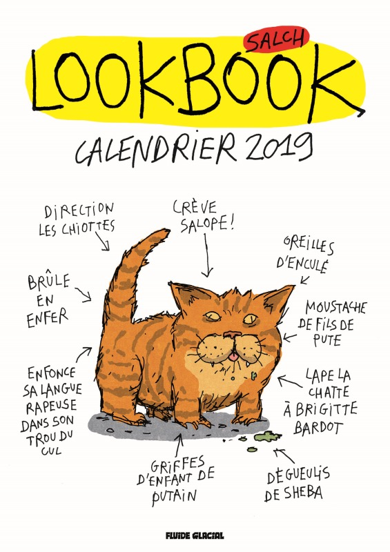 LOOKBOOK - CALENDRIER