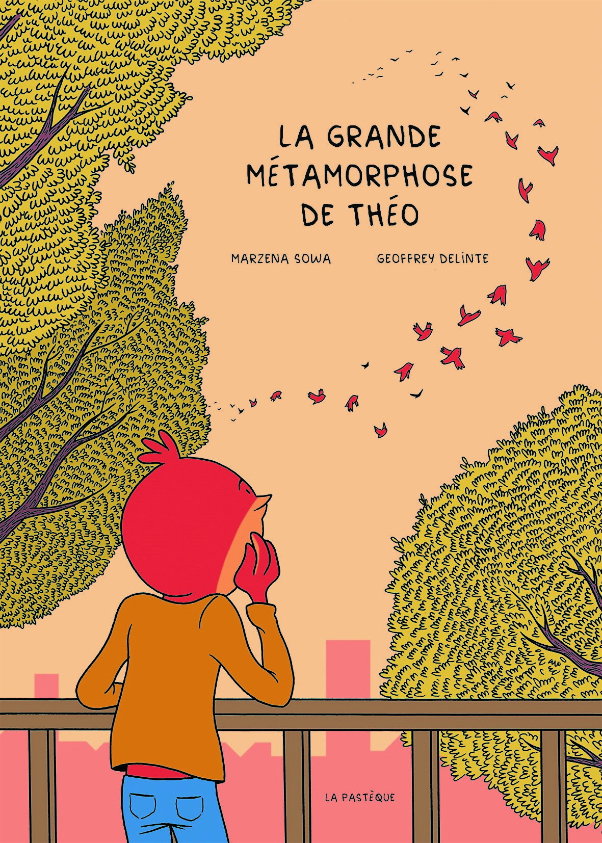 LA GRANDE METAMORPHOSE DE THEO