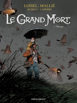 LE GRAND MORT - TOME 05 - PANIQUE