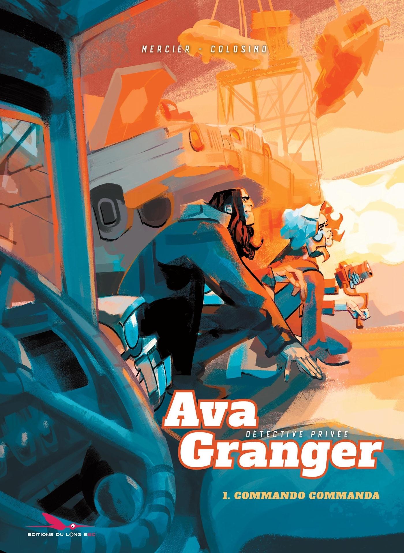 AVA GRANGER T1